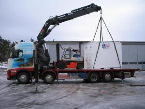 Hyra Container Haninge